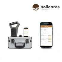 SoilCares Project Monitor (12 month license) & Handheld Scanner