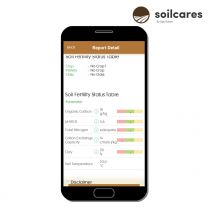 SoilCares Project Monitor (12 month license)