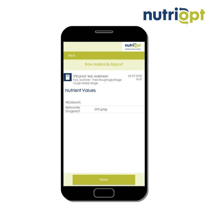 NutriOpt On-site Adviser ( 3 Months ) - silage