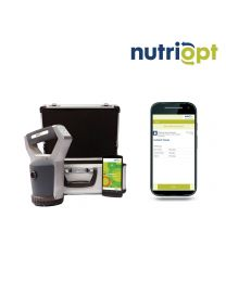 NutriOpt On-site Adviser Starter: dry products & handheld scanner