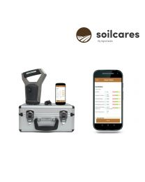SoilCares Manager (15 month license) & handheld scanner